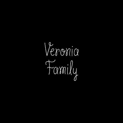Veronia Font Family - 1 User