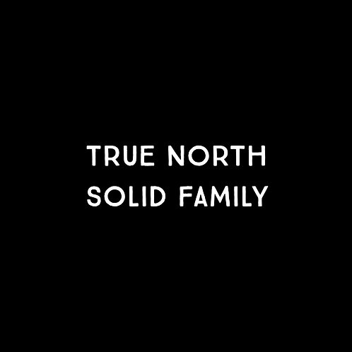 True North Solid Font Family - 1 User