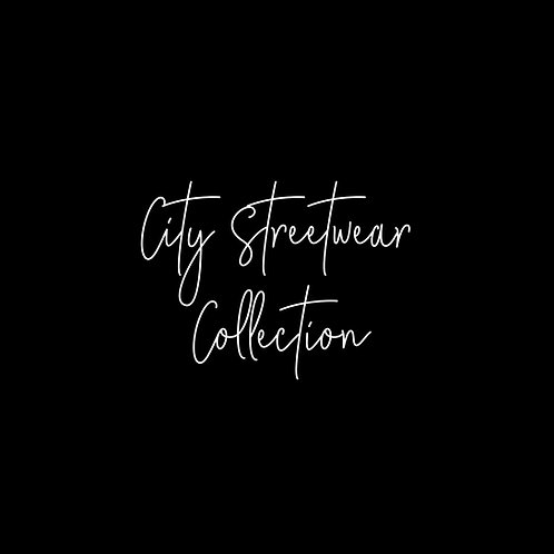 City Streetwear Font Collection - 1 User