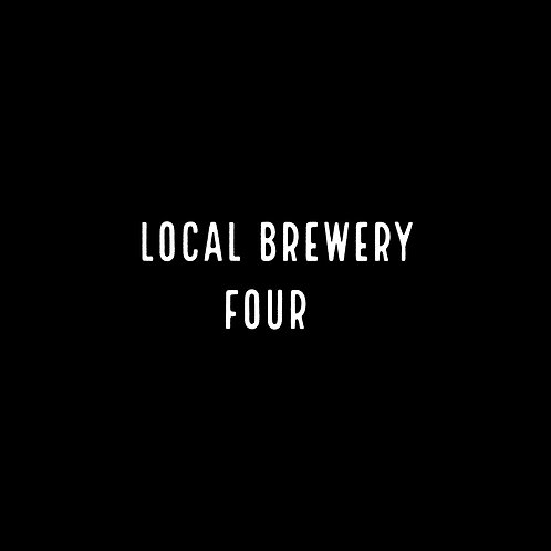 Local Brewery Four Font - 1 User