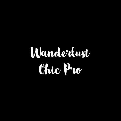 Wanderlust Chic Pro Font - 1 User
