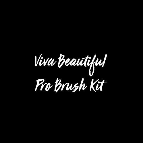 Viva Beautiful Pro Brush Font Kit - 1 User