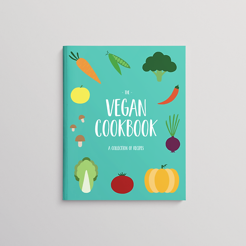 BOOK COVER | TYPE TEMPLATE (CAPS B)