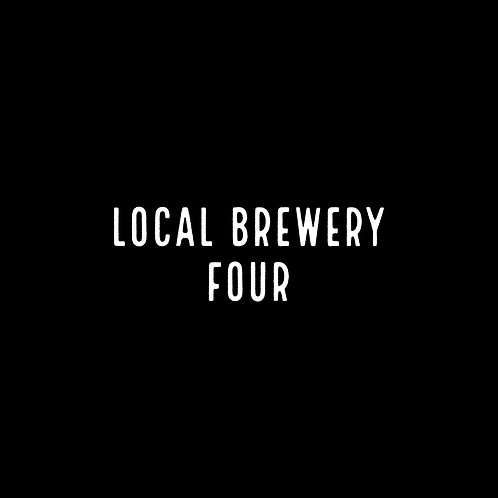 LOCAL BREWERY | FOUR FONT