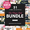 Thumbnail: Mega Font Bundle - 1 User