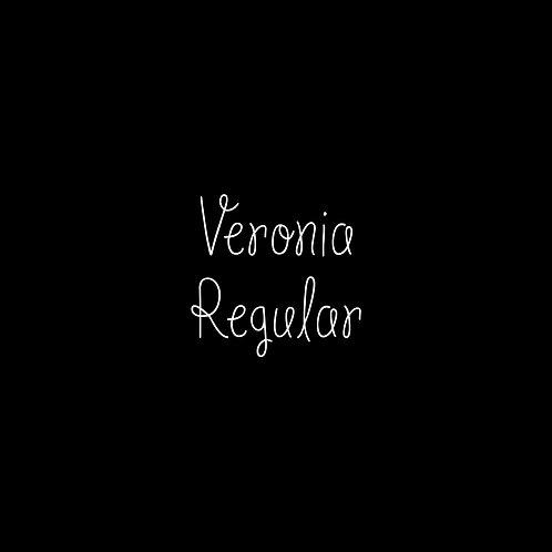 Veronia Regular Font - 1 User