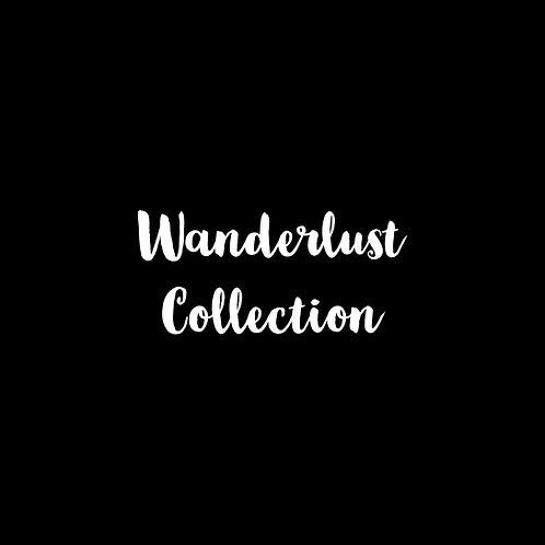Wanderlust Font Collection - 1 User