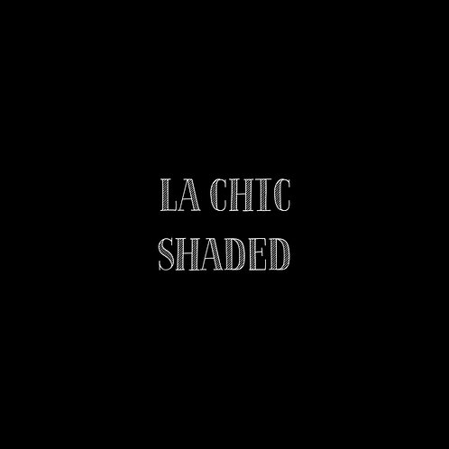 La Chic Shaded Font - 1 User