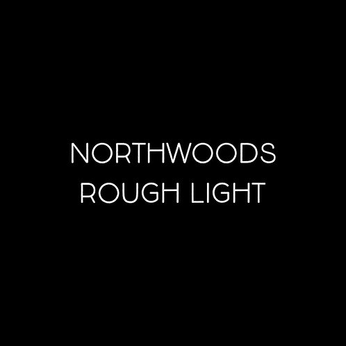 Northwoods Rough Light Font - 1 User