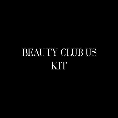 Beauty Club US Font Kit - 1 User