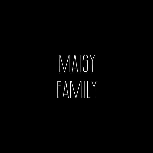 Maisy Font Family - 1 User