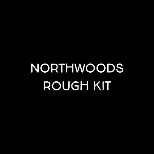 Northwoods Rough Font Kit - 1 User