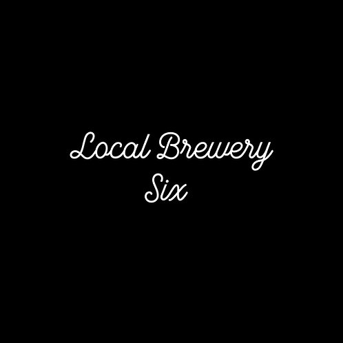 Local Brewery Six Font - 1 User