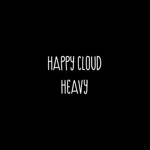 Happy Cloud Heavy Font - 1 User