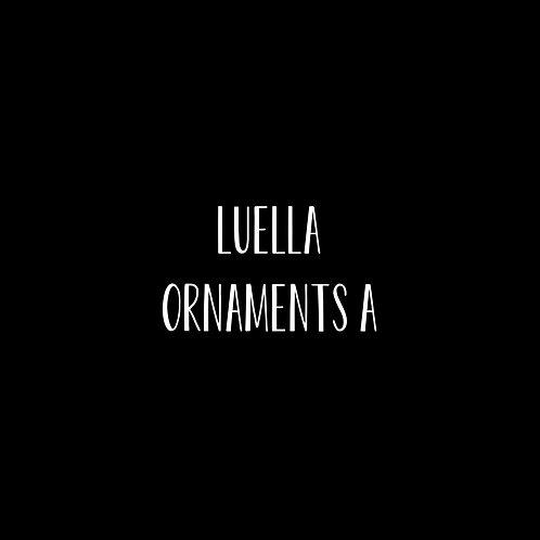 Luella Ornaments A Font & Vector Art - 1 User
