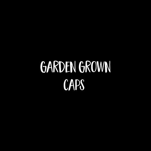 Garden Grown Caps Font - 1 User