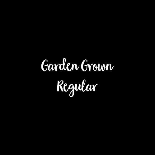 Garden Grown Regular Font - 1 User