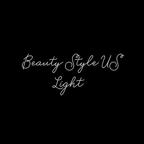 Beauty Style US Light Font - 1 User