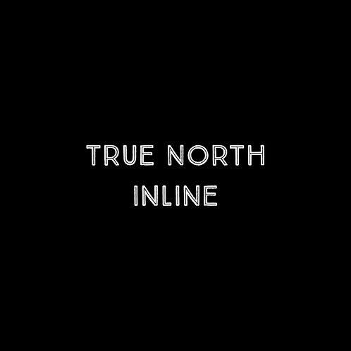 True North Inline Font - 1 User