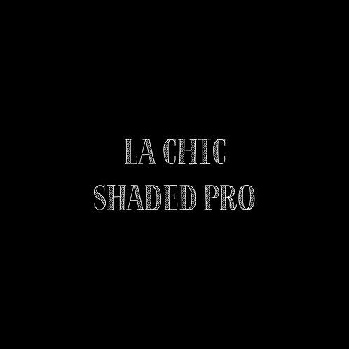 La Chic Shaded Pro Font - 1 User