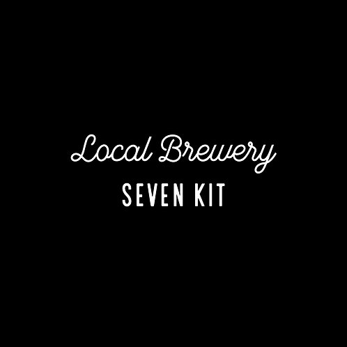 Local Brewery 7 Font Kit - 1 User
