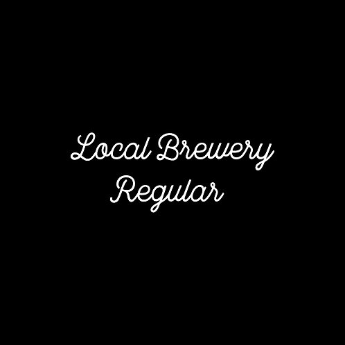 Local Brewery Font - 1 User