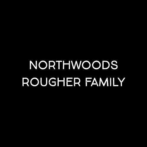 Northwoods Rougher Font Family - 1 User
