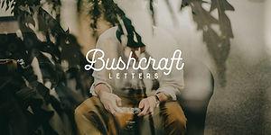 Bushcraft Nature Font