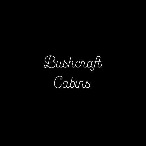 Bushcraft Cabins Font & Vector Art - 1 User