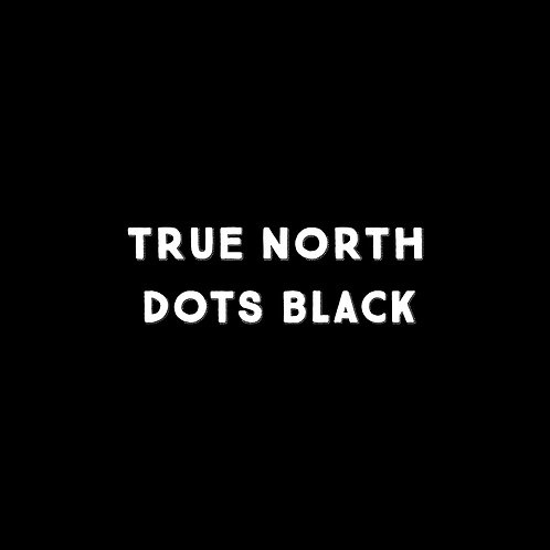 True North Dots Black Font - 1 User