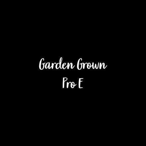 Garden Grown Pro E Font - 1 User