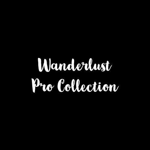 Wanderlust Pro Font Collection - 1 User