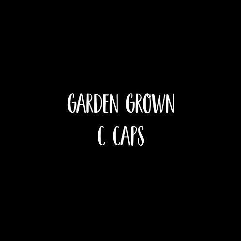 Garden Grown C Caps Font - 1 User