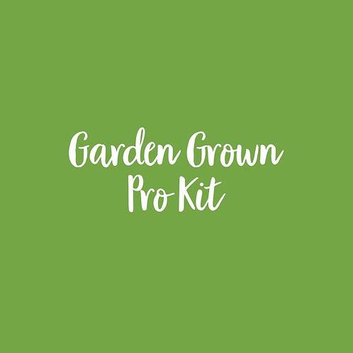 GARDEN | PRO FONT KIT