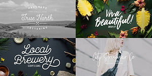 Cultivated Mind Font Sets