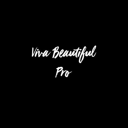 Viva Beautiful Pro Font - 1 User