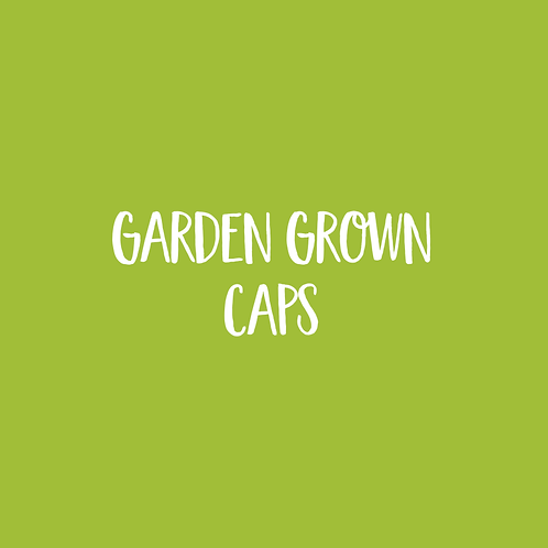 GARDEN GROWN | CAPS FONT