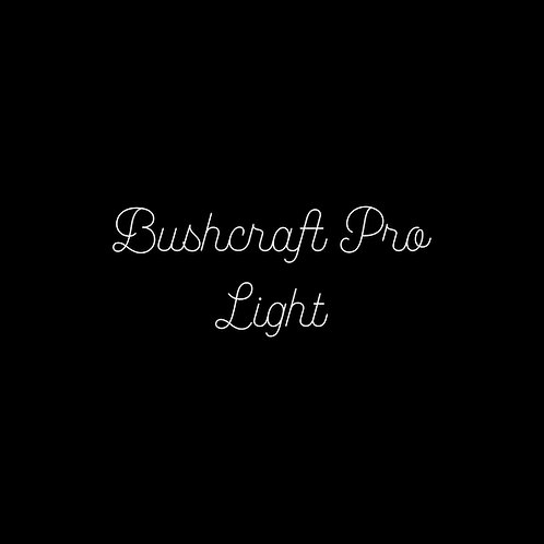 Bushcraft Pro Light Font - 1 User