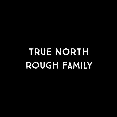 True North Rough Font Family - 1 User