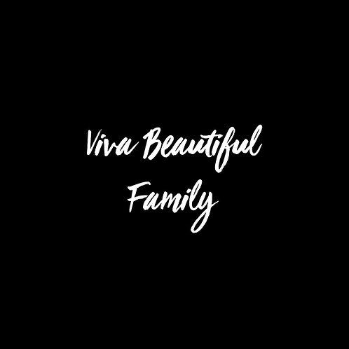 Viva Beautiful Font Family - 1 User