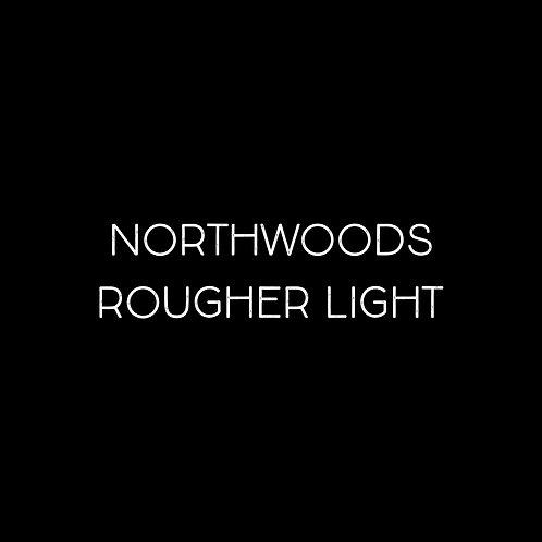 Northwoods Rougher Light Font - 1 User