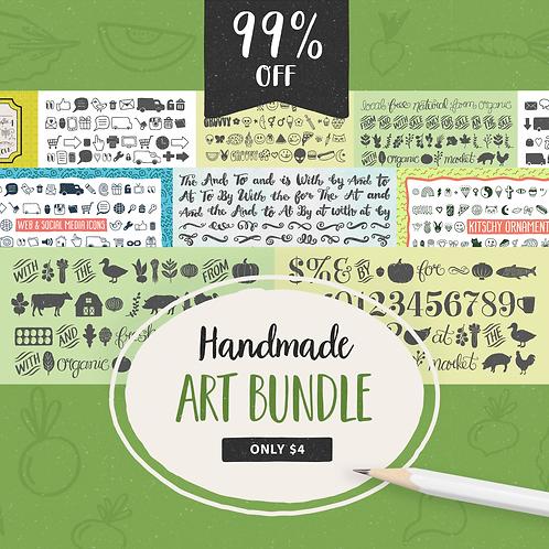 HANDMADE | ART BUNDLE