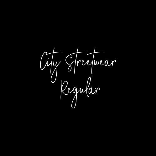 City Streetwear Font - 1 User