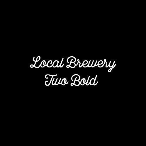 Local Brewery Two Bold Font - 1 User