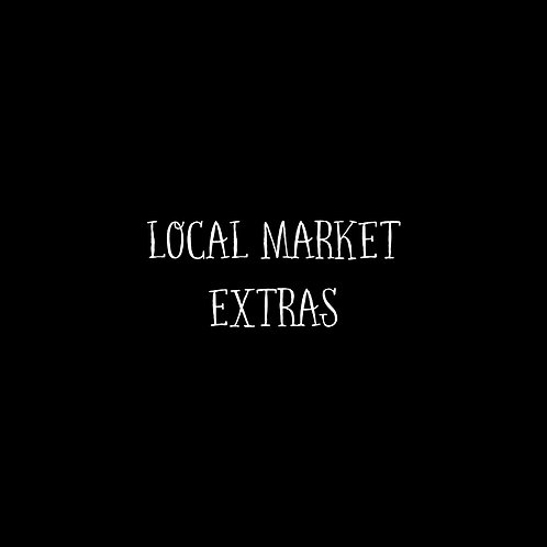 Local Market Extras Font & Vector Art - 1 User