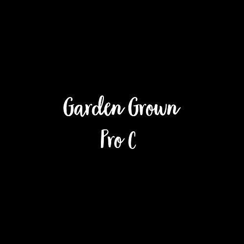 Garden Grown Pro C Font - 1 User