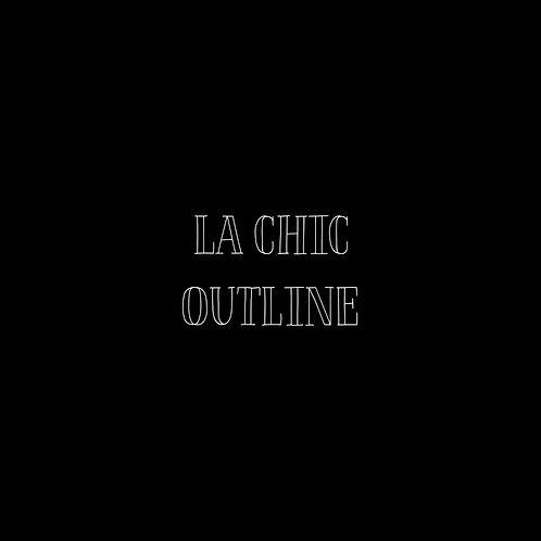 La Chic Outline Font - 1 User