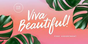 Viva Beautiful Assortment_Poster_001_Sal