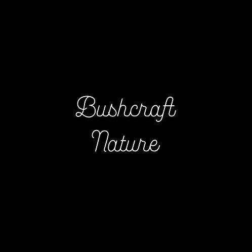 Bushcraft Nature Font & Vector Art - 1 User