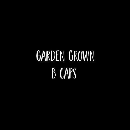 Garden Grown B Caps Font - 1 User